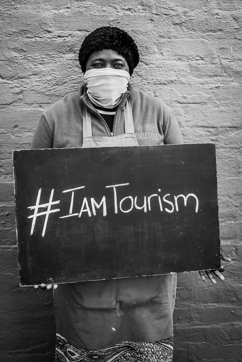 Tanda Tula - I Am Tourism movement in South Africa